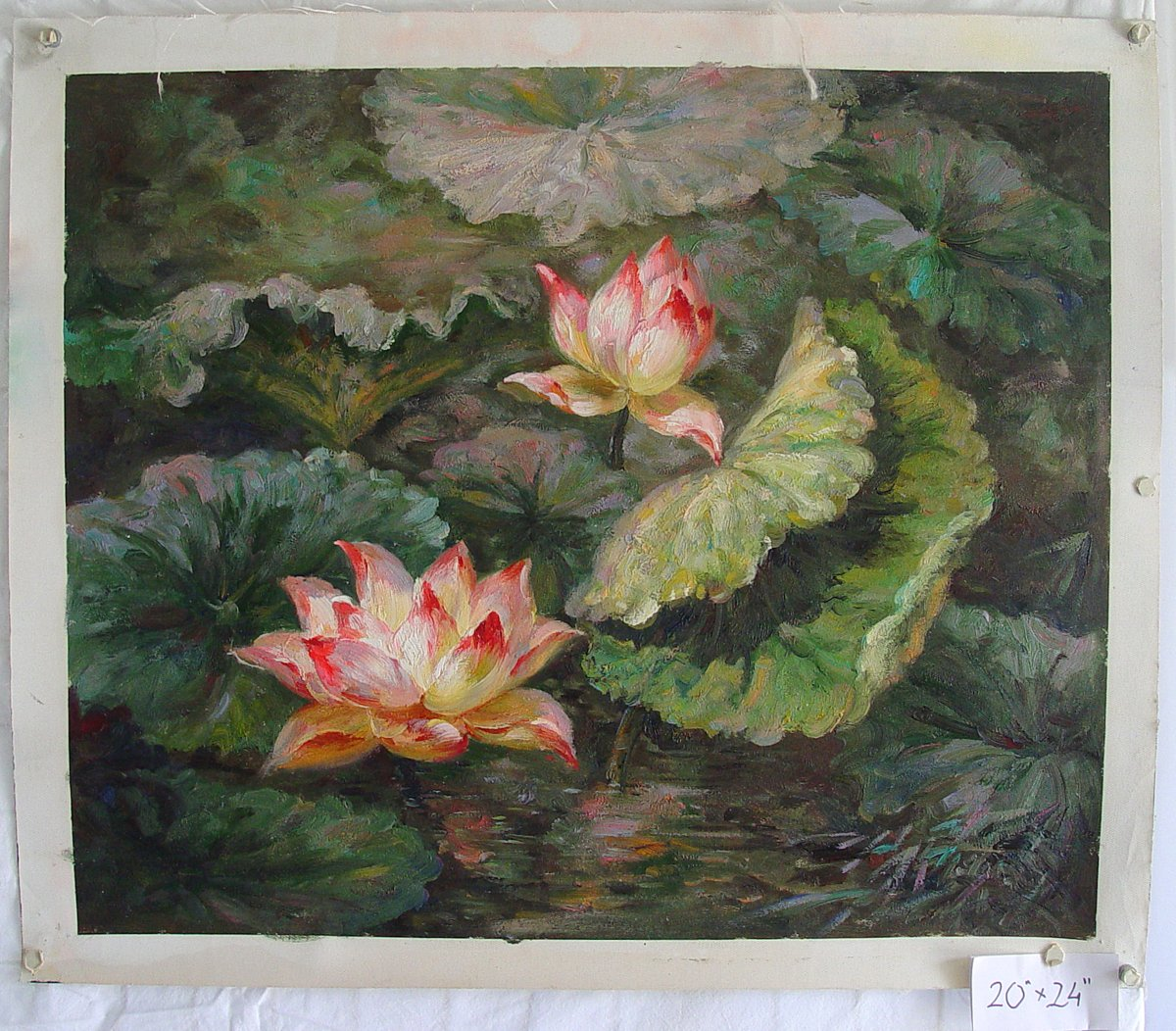 Original Oil Paintings Wholesale From Hearts For Love